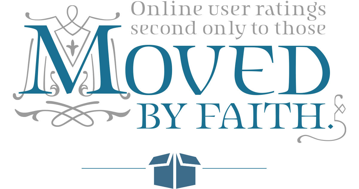Online user ratings second only to those moved by faith.